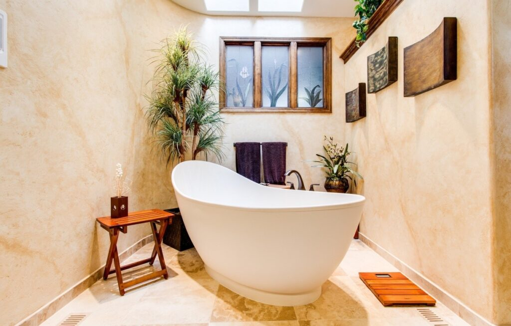 Skip the Traditional Bath Tub